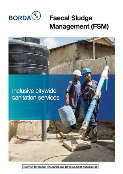 Faecal Sludge Management (FSM): Inclusive citywide sanitation services